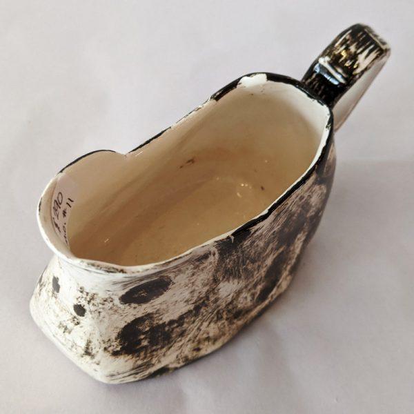 Bones Ceramic Creamer