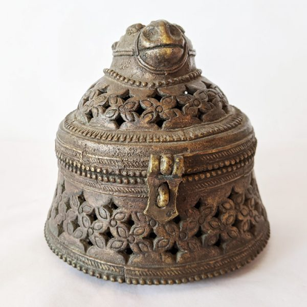 Bull Brass Box