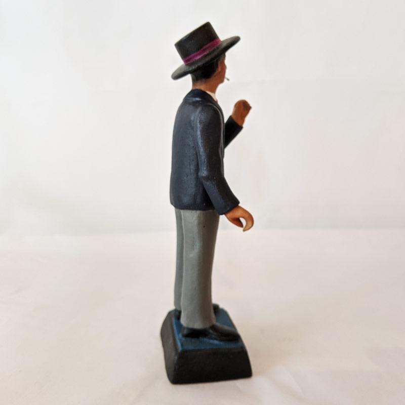 Devil in Suit Sculpture