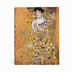 Klimt Portrait of Adele Journal - Front