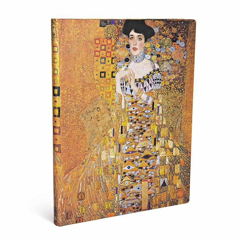 Klimt Portrait of Adele Journal - Front Angle