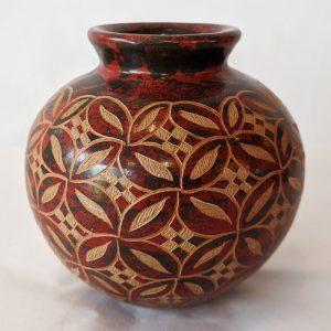 Nicaraguan Ceramic Vessel