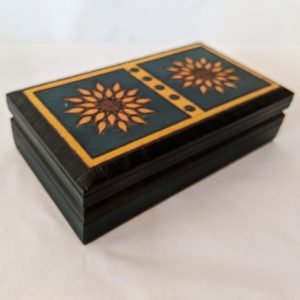 Sunflower Wood Box