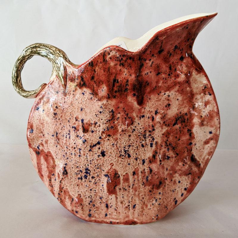 Funky Ceramic Vessel