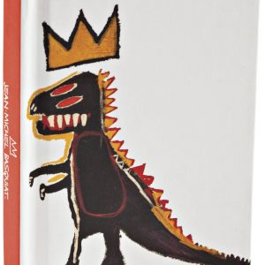 Basquiat Dino Mini Notebook