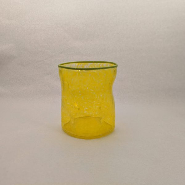 DOF Glass Transp Yellow and Lime