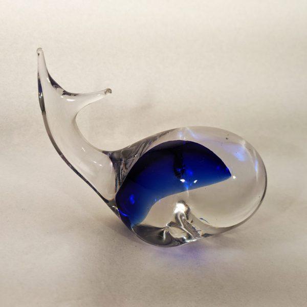 Glass Whale