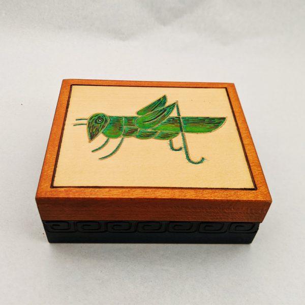 Grasshopper Box