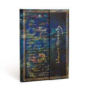 Monet Water Lilies Hardcover Journal
