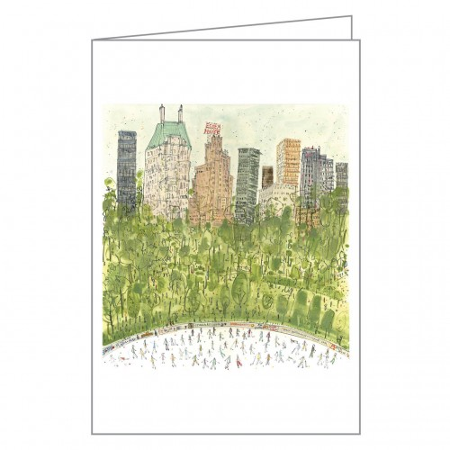 New York, New York Notecard Box