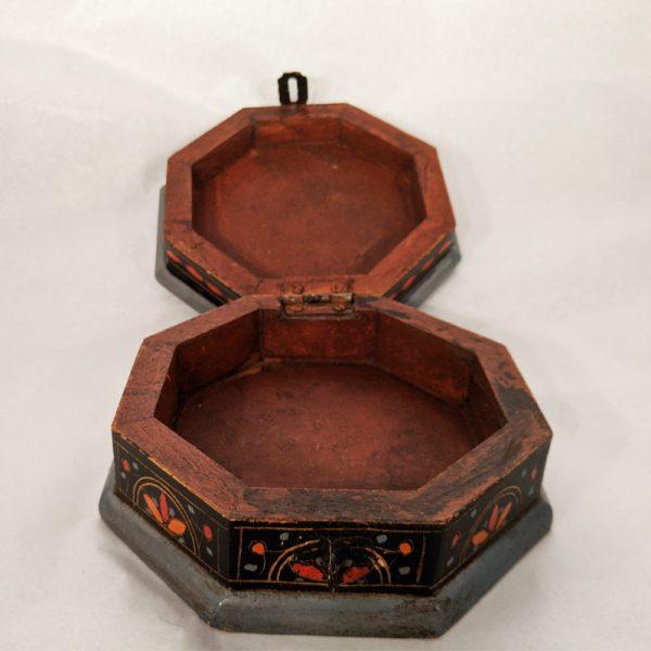 Small Octagon Box