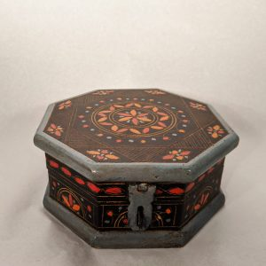 Small Octagon Box