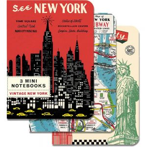 Vintage New York Notebooks