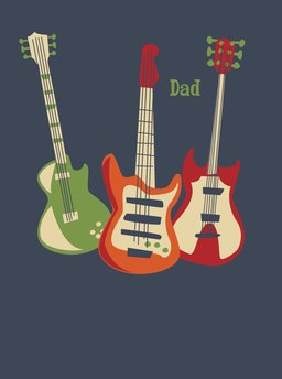 Dad Guitars