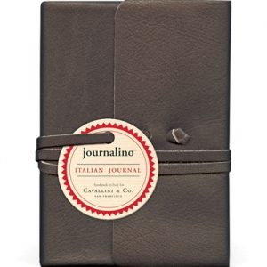 Journalino - Small Italian Leather Journal