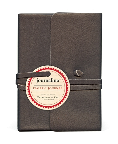 Journalino - Small Italian Leather Journal