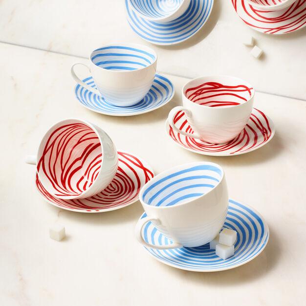 LB Spiral Teacups
