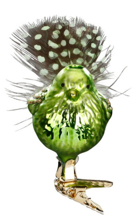 Green Birdie