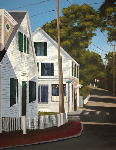 """Summer Shadows - 24"""" x 30"""" - Oil on Canvas"""