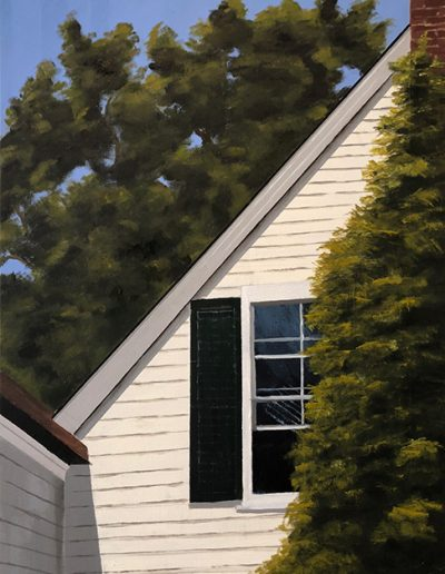 "The Open Window - 24"" x 18"" - Oil on Canvas"