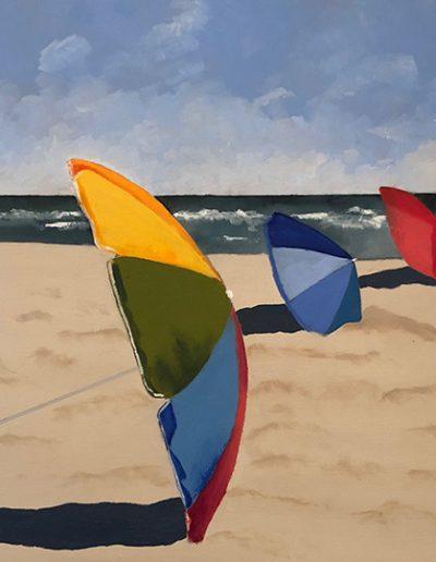 "Times Three - 20"" x 24"" - Oil on Canvas"