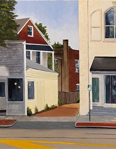 Newtown Lane, East Hampton