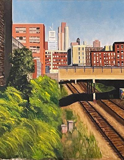 West 38th Street Bridge