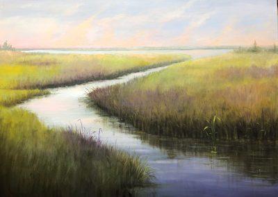 Summertime - 48 x 60 - Oil on Canvas