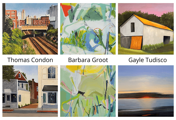 July 22 Group Show