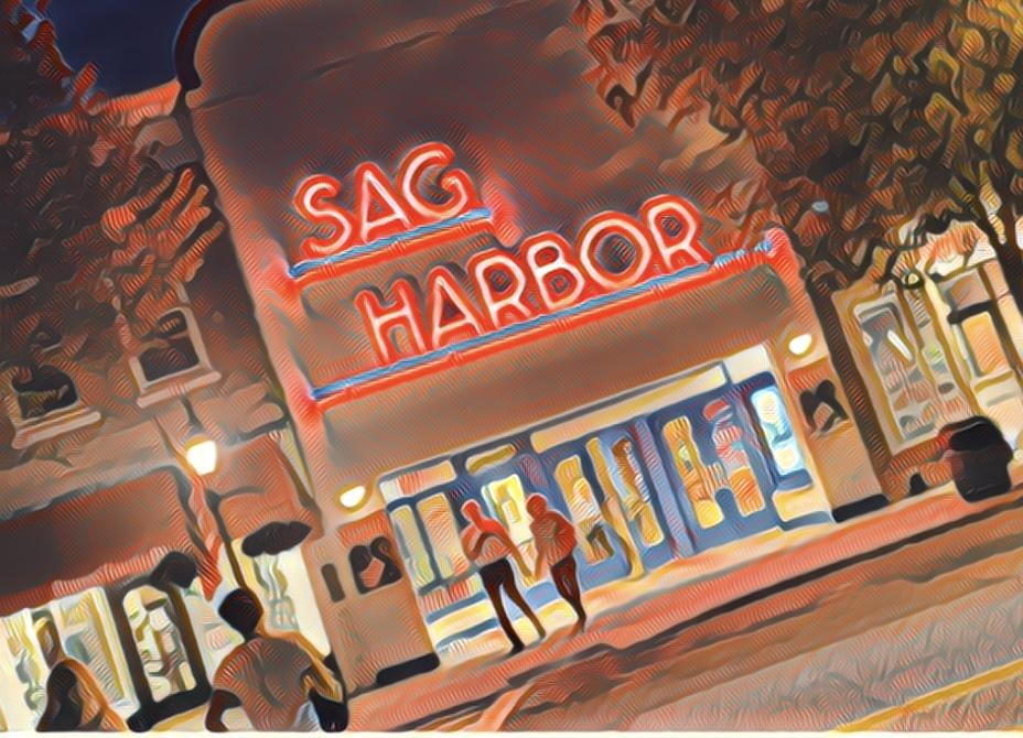 Sag Harbor - Digital Print